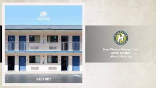 Bayside Enemy Lines music videos 2016
