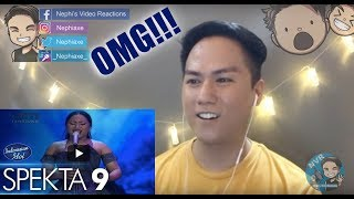 Video Vocalist Reacts to MARIA - NEVER ENOUGH  - Top 7   Indonesian Idol 2018 MP3, 3GP, MP4, WEBM, AVI, FLV September 2018