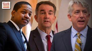 Justin Fairfax Accuser Comes Forward; VA AG Wore Blackface In 1980; Northam Won't Resign