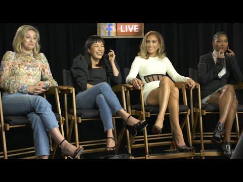 Interview With 'Hustlers' Stars Jennifer Lopez, Lili Reinhart, Keke Palmer, Constance Wu