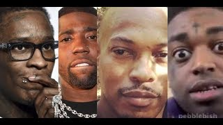 Young Thug Chased Out Of Mall is What YFN Lucci CLAIMS, Sticky Fingaz Responds Kodak Black