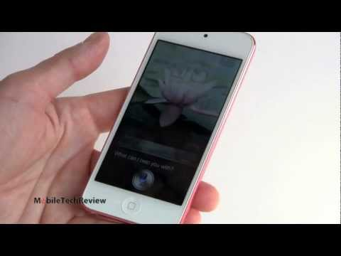 ipod touch Video Review - Lisa Gade reviews the new generation of Apple's iPod touch 5th gen multimedia player and more. It runs on a dual core Apple A5 CPU with a dual core GPU and i...