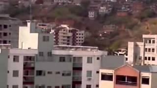 Vista panoramica da cidade de Ubá. Mg