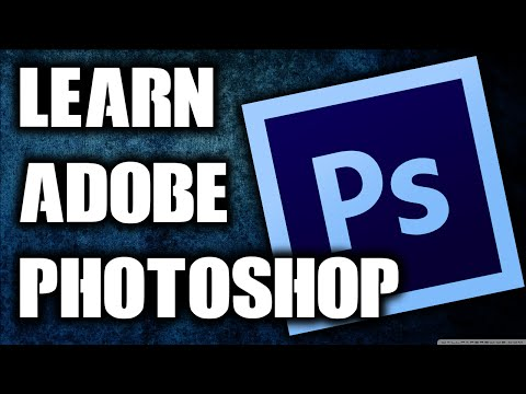 How To Use Adobe Photoshop Cc 2015 For Beginners!