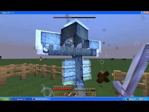 Как сделать пустую сферу в minecraft командой