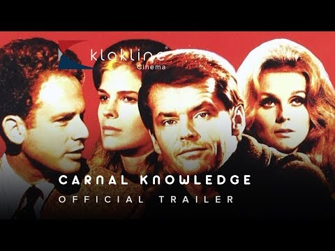 1971 Carnal Knowledge Official Trailer 1 Embassy Pictures