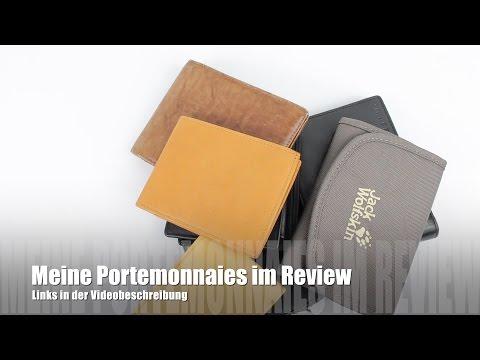 Coole Portemonnaies für Männer im Test/ Review - Meine Erfahrungen