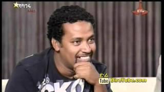 Funny Balageru Idol contenstant Girma Ayele