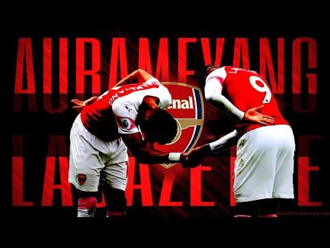Aubameyang & Lacazette | Amazing Duo | Arsenal 2018/19