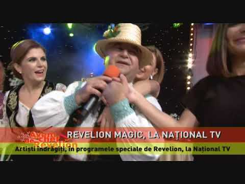Revelion magic, la Național TV