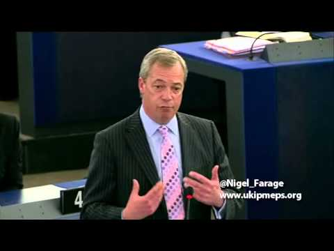 EU asylum plan a direct threat to our civilisation – UKIP leader Nigel Farage