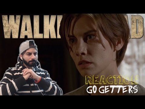 """The Walking Dead - Season 7 Episode 5 REACTION! """"Go Getters""""  7x5"""
