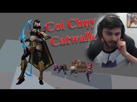 Khi Ashe bước lên sàn Catwalk | Trick2G chơi quả đầu cực... ✩ Biết Đâu Được - Thời lượng: 10 phút.