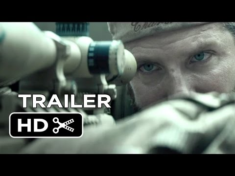 Movie trailer - Subscribe to TRAILERS: http://bit.ly/sxaw6h Subscribe to COMING SOON: http://bit.ly/H2vZUn Like us on FACEBOOK: http://goo.gl/dHs73 Follow us on TWITTER: http://bit.ly/1ghOWmt American Sniper...