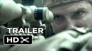 American Sniper Official Trailer #2 (2015) - Bradley Cooper Movie HD