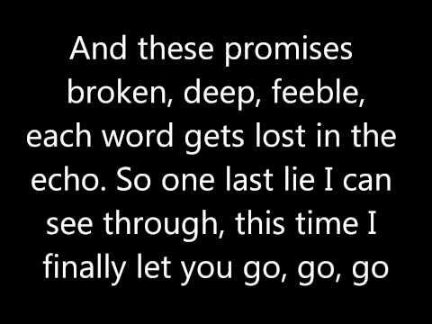 Lost in the Echo – Linkin Park (lyrics)
