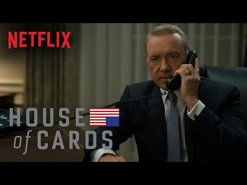 Frank  Claire Continue Their Pursuit for Power in House of Cards Season