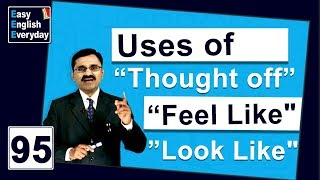 """Video How to avoid communication mistakes  Uses of """"Feel Like"""" in a Sentence  Free English Speaking lesson MP3, 3GP, MP4, WEBM, AVI, FLV April 2018"""