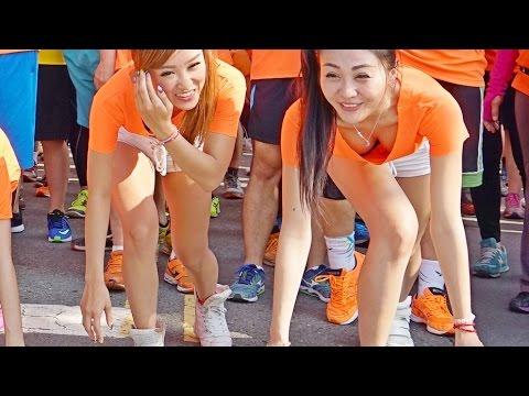 曾甜和Hot Q Girls 起跑實況(4k 2160p)@高雄 Bobi-Run 祈福路跑[無限HD]