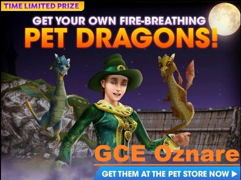 Dragons Interactions - The Sims FreePLAY