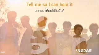 THAISUB︱FACE - GOT7 (갓세븐)