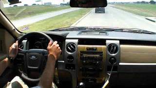 Test Drive: 2011 Ford F150 Lariat EcoBoost