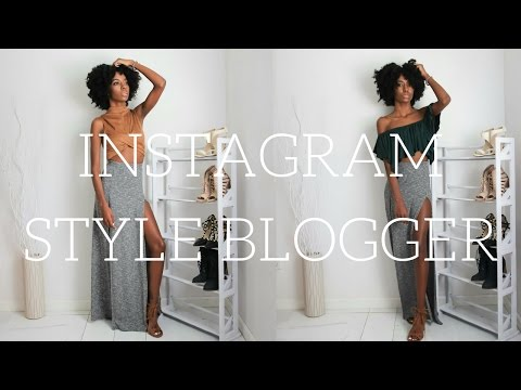 HOW TO BECOME AN INSTAGRAM  STYLE BLOGGER & HOW I GOT 18K INSTAGRAM FOLLOWERS⇢  ThisIsWore