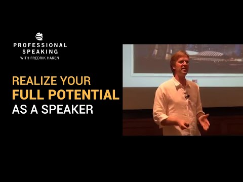 Speaker - How to get paid to travel the world to speak. The do's and don'ts of becoming a global speaker. How to do it, and why you should. Twitter: @fredrikharen fred...