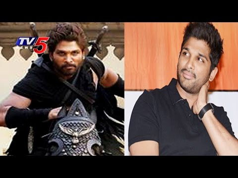 "Allu Arjun About ""Gona Ganna Reddy"" Character in ""Rudhramadevi"" Movie"