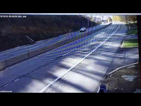 WATCH: Antonio Brown Speeding Along McKnight Road In Excess Of 100 MPH
