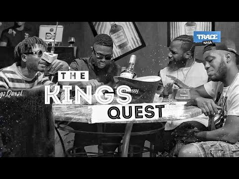 Hennessy Cypher 2017 | Kings Quest ft. VECTOR, PJ, JESSAY & PROMETH