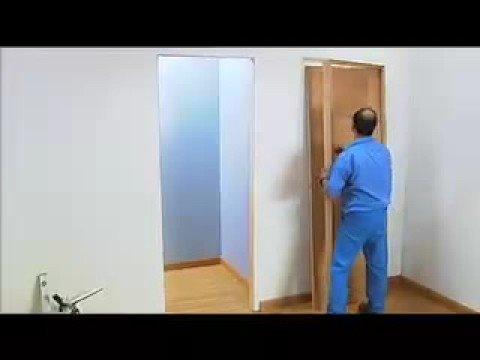 Montaje de una puerta Artevi en 6 pasos