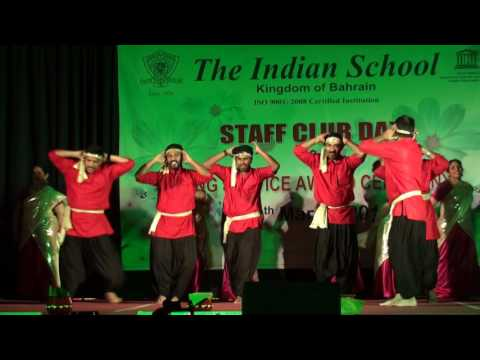 Video THE INDIAN SCHOOL BAHRAIN ART DEPARTMENT  CINEMATIC DANCE download in MP3, 3GP, MP4, WEBM, AVI, FLV January 2017