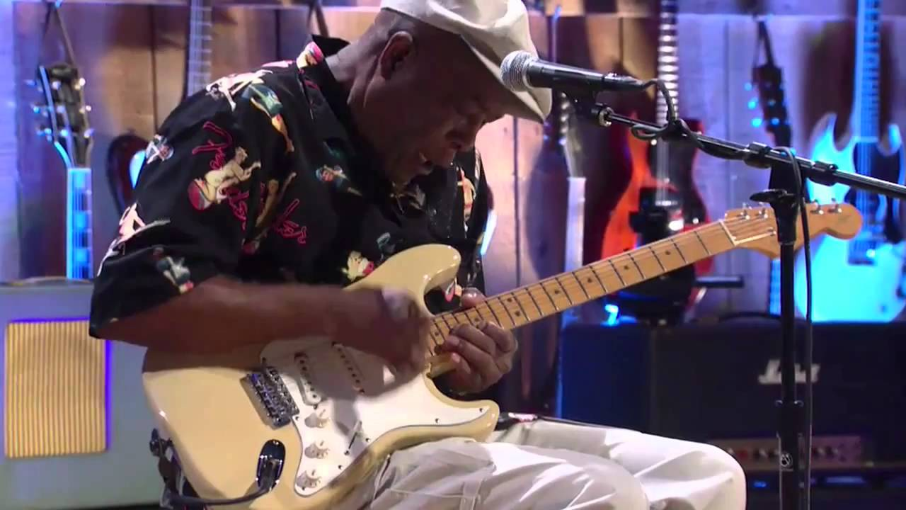"Buddy Guy ""Damn Right, I've Got the Blues"" on Guitar Center Sessions"