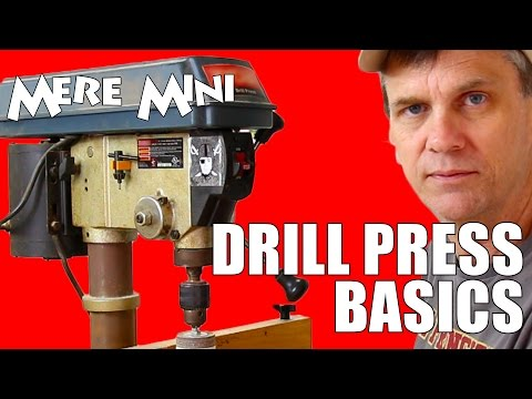 What's a drill press? Do you need one? | Mere Mini