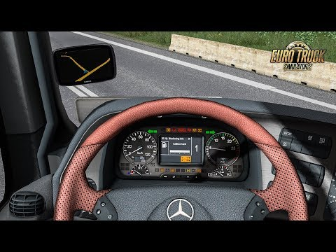 Mercedes MP3 Dashboard Computer v1.4