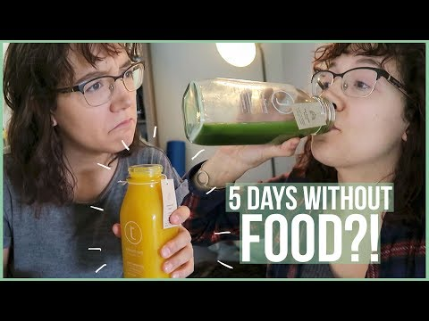 The TRUTH About Juice Cleanses (I Tried a 5 Day Juice Fast) | Every Day May!