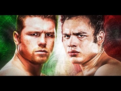 CANELO VS CHÁVEZ JR - 6 MAYO 2017 - CUATRO DIVANGO