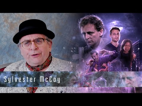 Sylvester McCoy Is Excited About Damaged Goods Adaptation