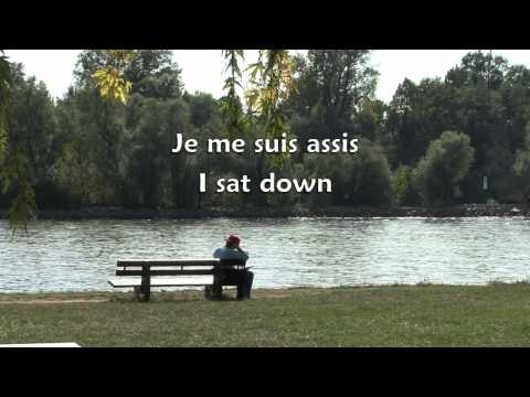 """Aline"" By Christophe (with French & English Subtitles)"
