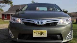 Road Review: 2012 Toyota Camry Hybrid