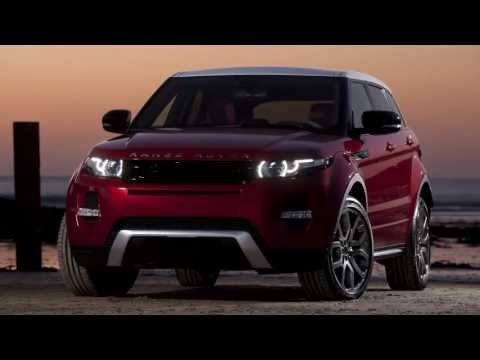 LAND ROVER Range Rover Evoque 5-door (2012)