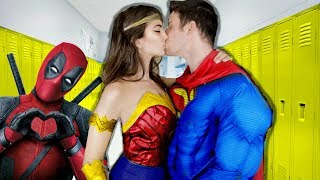 Nonton Super Hero Last Day Of School Film Subtitle Indonesia Streaming Movie Download