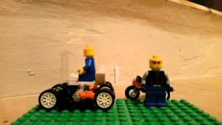 Car Stealer! #picpac #stopmotion #lego