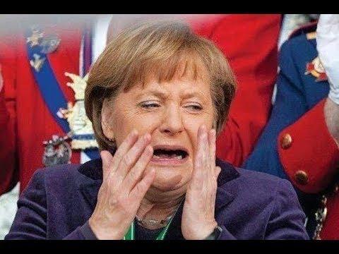 Вот это НОВОСТИ!! Меркель призывает ЕВРОПУ не общаться и не слушать США! Ангела Меркель больше не хочет чтоб...