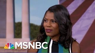 Omarosa Manigault: I Think Op-Ed Writer Is In Mike Pence's Office   Hardball   MSNBC
