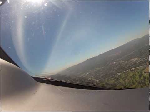 Van Nuy CA to Mcminnville OR in a Phenom 100