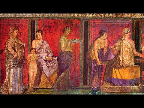 Pompei, la Villa dei misteri
