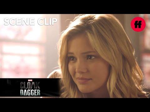 Marvel's Cloak & Dagger | Season 1, Episode 7: Tandy Asks For Tyrone's Help | Freeform