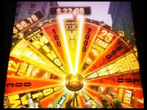 **MAX BET** The WALKING DEAD slot machine Max Bet Bonus BIG WIN